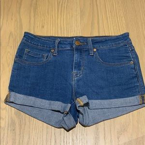 BDG Blue Jegging / Jean Shorts